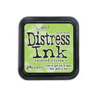 Tim Holtz Distress Ink Pad: May - Twisted Citron
