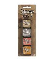 Tim Holtz Distress Ink Pad Mini Kit #7
