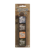 Tim Holtz Distress Ink Pad Mini Kit #9