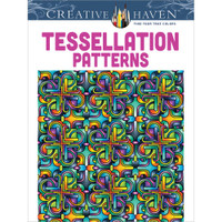 Creative Haven Coloring Book: Tessellation Patterns