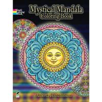 Dover Publications Coloring Book: Mystical Mandala
