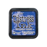 Tim Holtz Distress Ink Pad: July - Blueprint Sketch