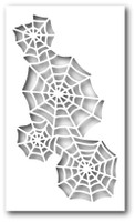 Memory Box Dies: Spidery Web Collage