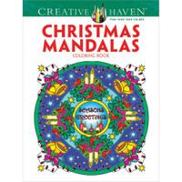 Creative Haven Coloring Book: Christmas Mandalas