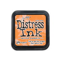 Distress Ink Pad: Carved Pumpkin