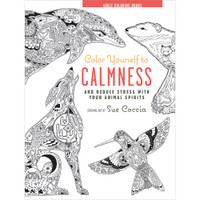 Color Yourself To Calmness & Reduce Stress With Your Animal Spirits