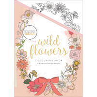 KaiserColour Colouring Book: The Wildflowers