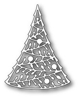 Poppystamps Dies: Westbridge Christmas Tree