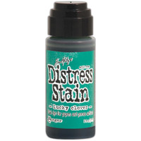 Tim Holtz Distress Stain: November - Lucky Clover