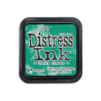 Distress Ink Pad: Lucky Clover