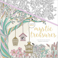 KaiserColour Perfect Bound Colouring Book: Mystic Treasures