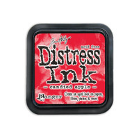 Tim Holtz Distress Ink Pad: December - Candied Apple
