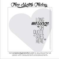 SG Free Sketch Download: February 12, 2016