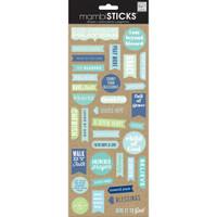 MAMBI Specialty Stickers: Faith Kraft
