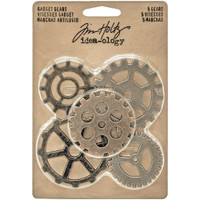 "Tim Holtz Idea-Ology: Metal Gadget Gears (1-1/2"" to 2"")"