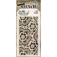 Tim Holtz Layered Stencil: Lace
