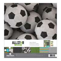 Paper House Productions 12x12 Collection Kit: All Star Soccer