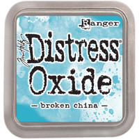 Distress Oxide Ink Pad: Broken China