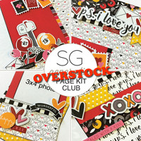 SG: Generation Page Overstock Club Kit - February 2017