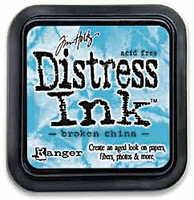 Distress Ink Pad: Broken China