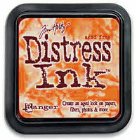 Distress Ink Pad: Spiced Marmalade