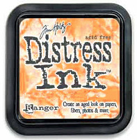 Distress Ink Pad: Dried Marigold