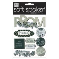 Soft Spoken Stickers: Prom