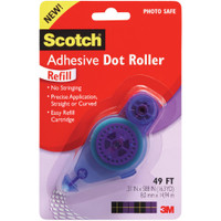 Scotch Adhesive Dot Roller - REFILL