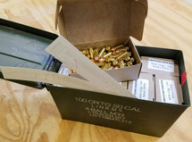 40S&W in 50cal Ammo Can