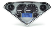 Dakota Digital 55 56 57 58 59 Chevy Pickup Truck Analog Dash Gauges System VHX-55C-PU