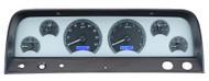 Dakota Digital 64 65 66 Chevy Pickup Truck Analog Dash Gauges System VHX-64C-PU