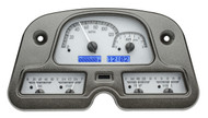 Dakota Digital 62 - 84 Toyota FJ40 Land Cruiser Instrument Analog Dash Gauge System VHX-62T-FJ