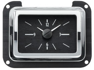 DAKOTA DIGITAL 1940 Ford Car and Pickup Analog Clock Gauge for VHX gauges only - VLC-40F