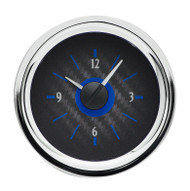 DAKOTA DIGITAL 58 59 60 61 62 Chevy Corvette Analog Clock Gauge for VHX gauges only - VLC-58C-VET