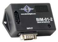 Dakota Digital OBDII / CAN Interface VHX VFD3 HDX Expansion Module Plug-In BIM-01-2