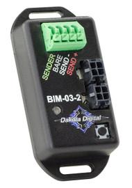 Dakota Digital Air / Fuel / NOS Pressure / Boost / Vacuum Expansion Module for VFD3 VHX HDX Gauge Systems BIM-03-2