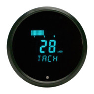 "Dakota Digital Universal 3-3/8"" Round Performance Tachometer Gauge ODYR-02-1"