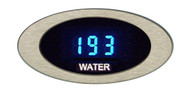 Dakota Digital ION Series Oval Bezel Water Temperature Gauge ION-04-1