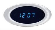Dakota Digital ION Series Oval Digital Clock Gauge ION-16-1