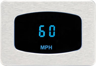 Dakota Digital Odyssey Series I Rectangle Mini Speedometer Gauge MPH ODY-01-3