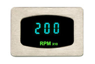 Dakota Digital Odyssey Series I Mini Tachometer Gauge 0-18,000 RPM ODY-02-7