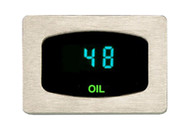 Dakota Digital Rectangle Odyssey Series I Oil Pressure Gauge 0-150 psi ODY-03-1