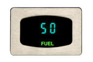 Dakota Digital Rectangle Odyssey Series I Fuel Level Gauge 0-99% ODY-06-1