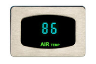 Dakota Digital Rectangle Odyssey Series I Ambient Air Temperature Gauge ODY-14-1