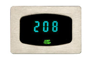Dakota Digital Rectangle Odyssey Series I Amplifier Temperature Gauge ODY-15-1