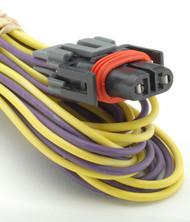 DAKOTA DIGITAL VSS leads plug into GM speed sensor in most 4L60 transmissions - SEN-01-4L60