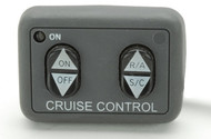 Dakota Digital Dash Mount Switch for Cruise Control Kit - HND-2
