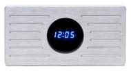 """Dakota Digital 39 Ford Clock Panel w/VFD Clock 6"""" x 3"""" Blue or Teal ALC-39-CLK"""