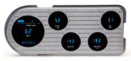 Dakota Digital 48 49 50 Ford F1 Pickup Truck 5 Gauge Dash Cluster VFD3-48F-PU