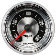 "Auto Meter American Muscle Universal 2-1/16"" Transmission Temperature Gauge - 1257"